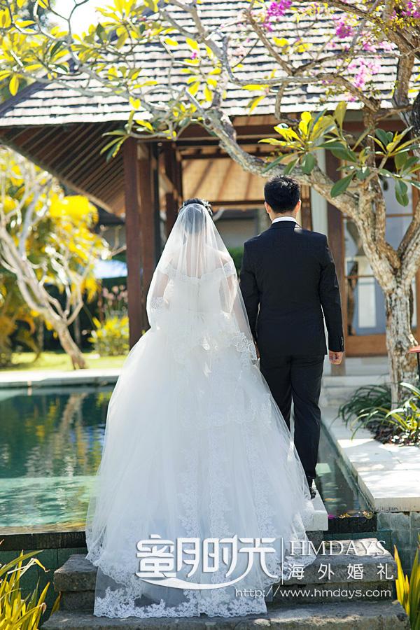 水之教堂婚礼 携手今生,白头偕老 海外婚礼