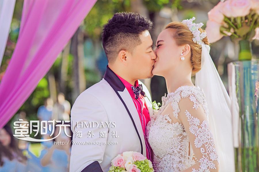 威斯汀沙滩婚礼|浪漫巴厘岛婚礼|海外婚礼