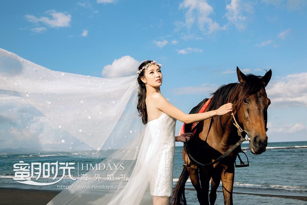 巴厘岛珍珠教堂婚礼加外景跟拍|巴厘岛婚纱沙滩拍婚纱照片|海外婚礼