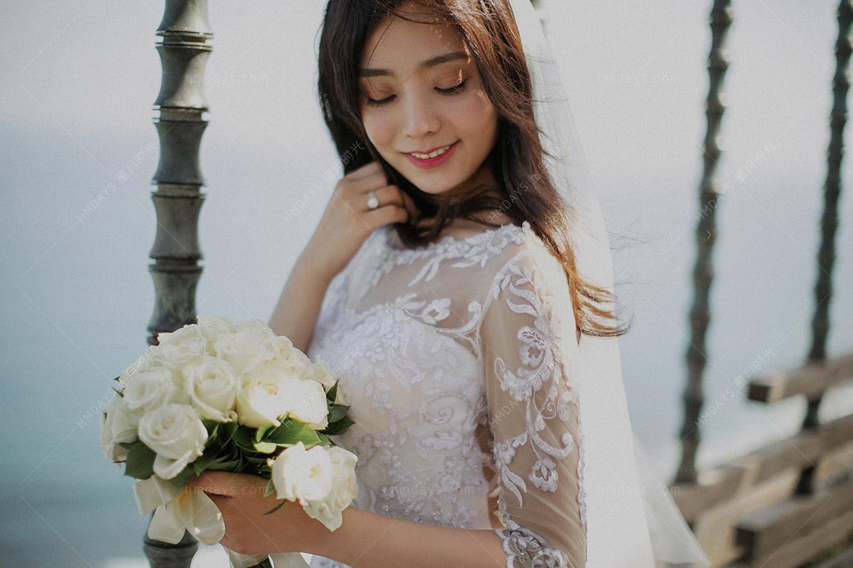 巴厘岛阿丽拉Alila婚礼