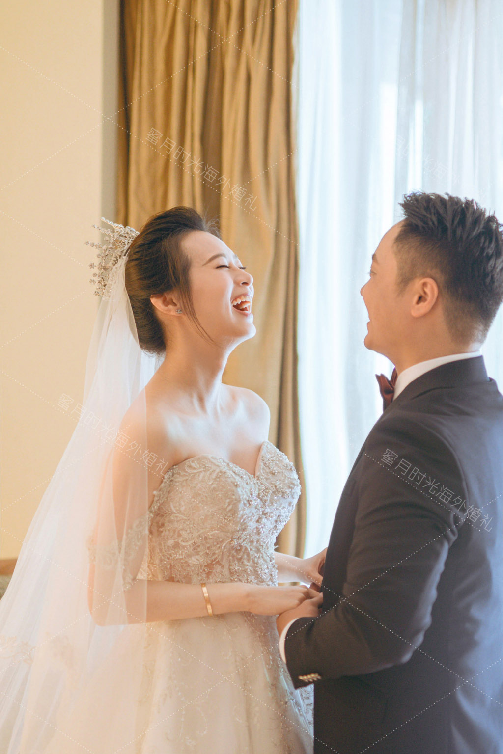 港丽无限教堂婚礼+升级布置|今天是属于我们自己的巴厘岛西式婚礼__你看我今天美吗___你看我今天帅吗__哈哈哈___|海外婚礼