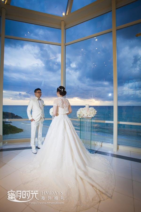 拉索尔教堂婚礼照片|海外婚礼|海外婚纱摄影|照片