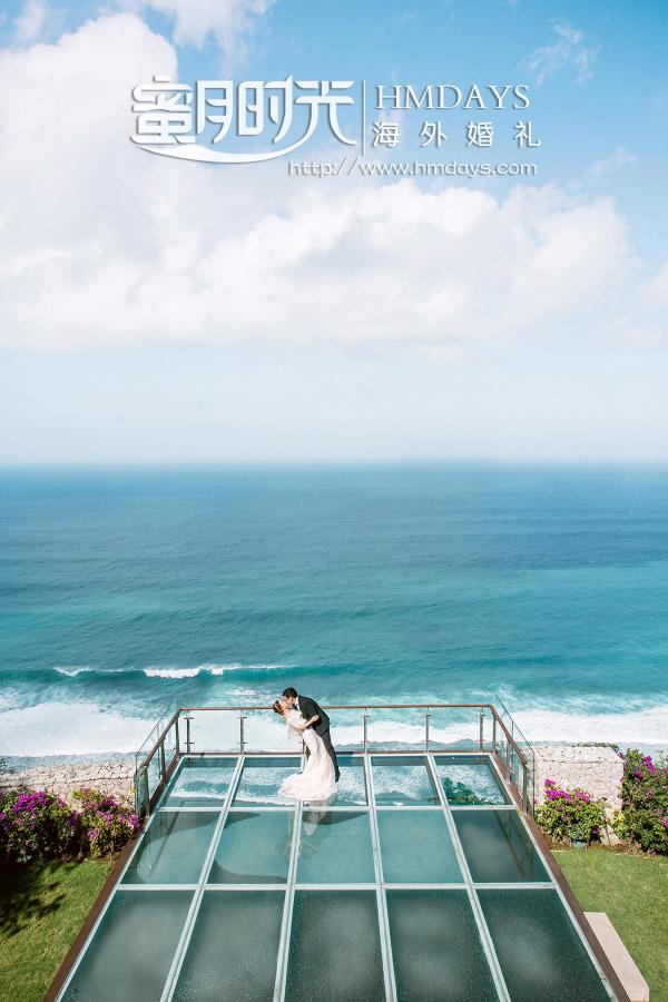 水之教堂婚礼+次日全天外景|水之教堂悬空玻璃平台婚纱照|海外婚礼