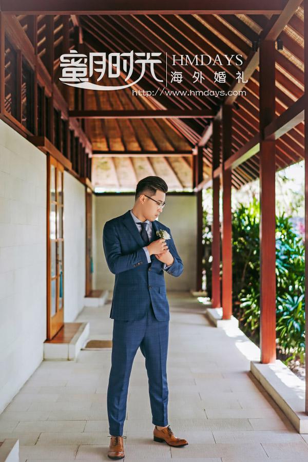 巴厘岛水之教堂婚礼+外景|海外婚礼|海外婚纱摄影|照片