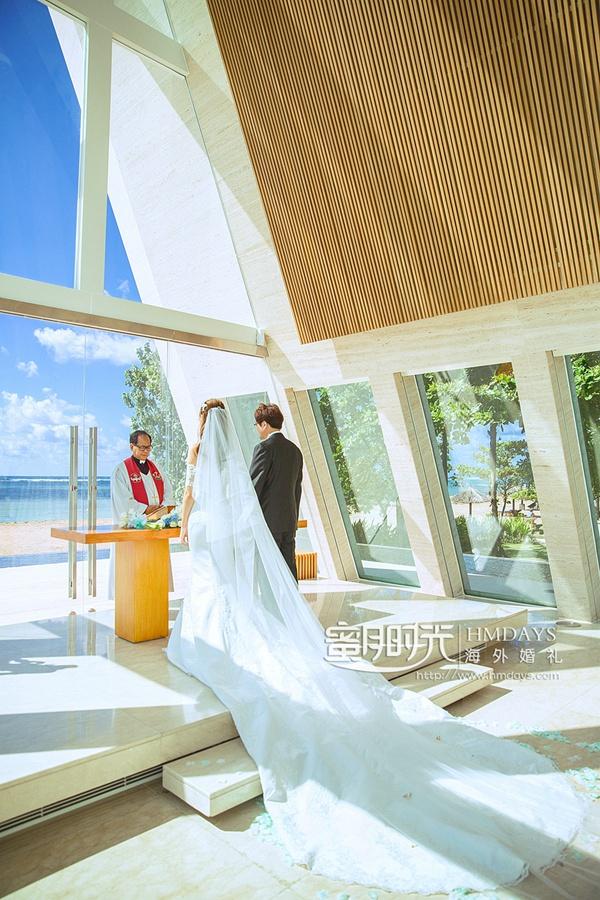 无限教堂婚礼+巴厘岛外景拍摄||海外婚礼