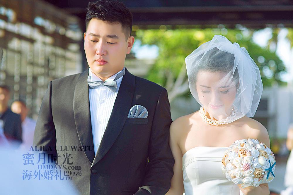 阿丽拉ALILA黄昏婚礼|为你而感动的巴厘岛婚礼|海外婚礼