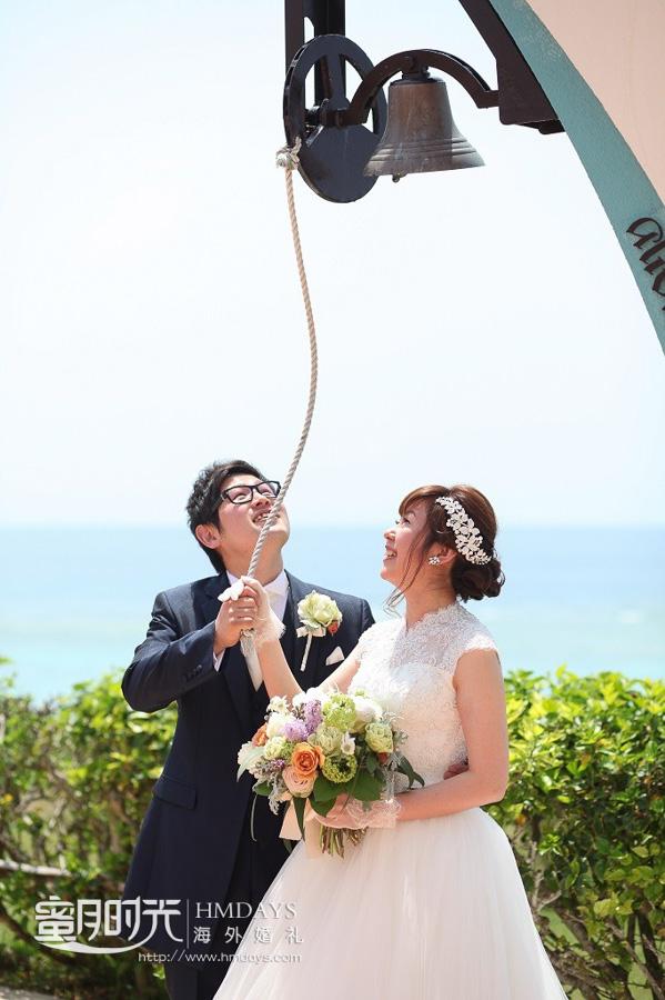 冲绳海景教堂婚礼星耀教堂Glory Alivila|海外婚礼|海外婚纱摄影|照片