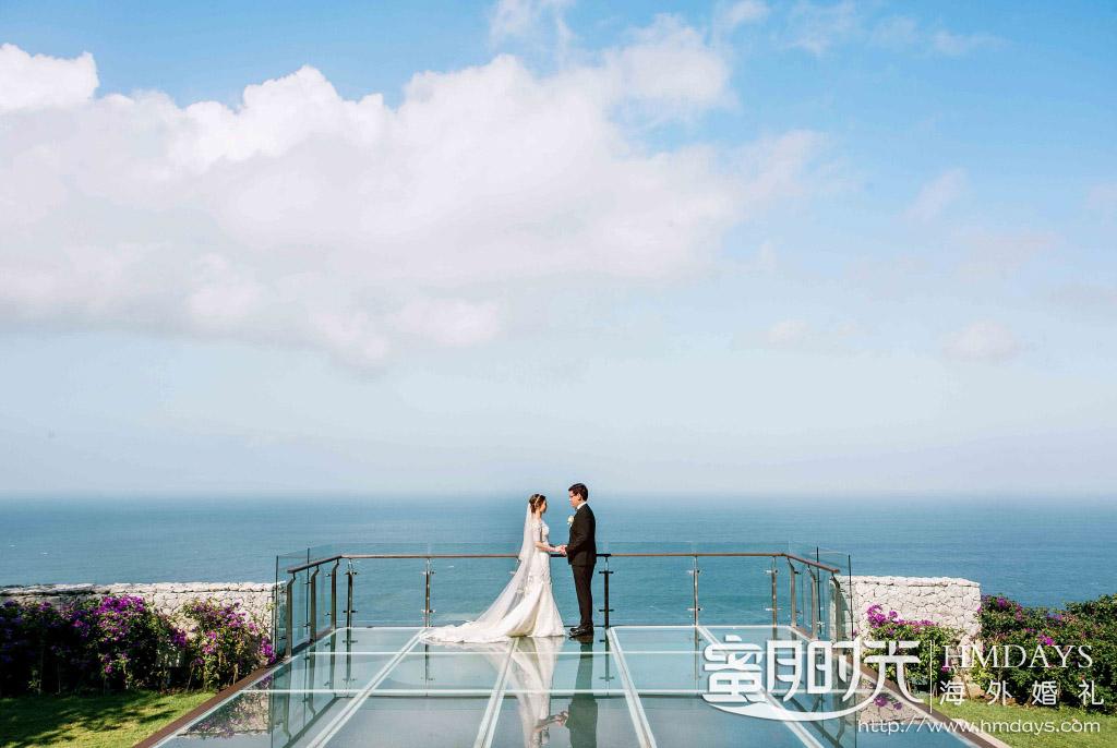 水之教堂婚礼+次日全天外景|巴厘岛水之教堂悬空平台婚纱照|海外婚礼