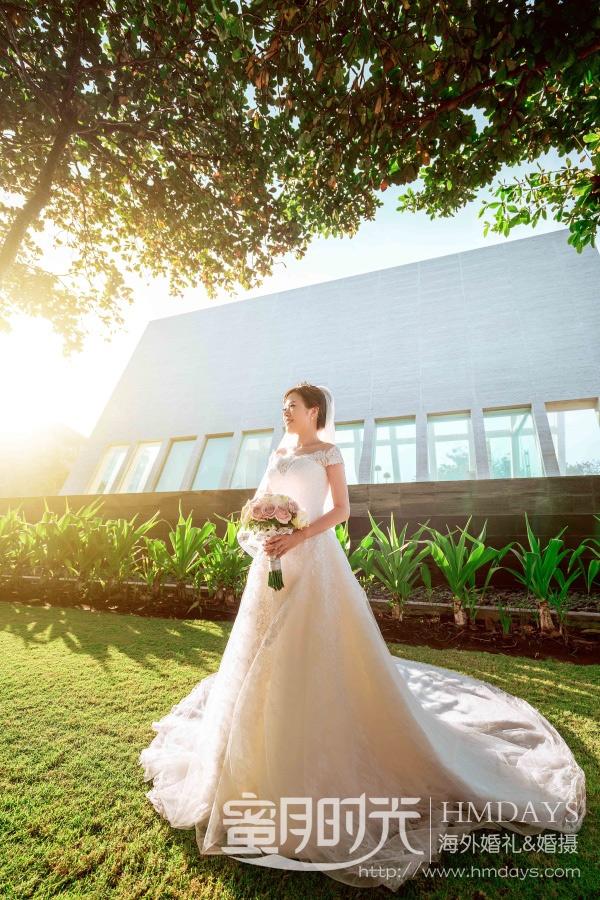 无限教堂婚礼+floating garden晚宴|海外婚礼|海外婚纱摄影|照片