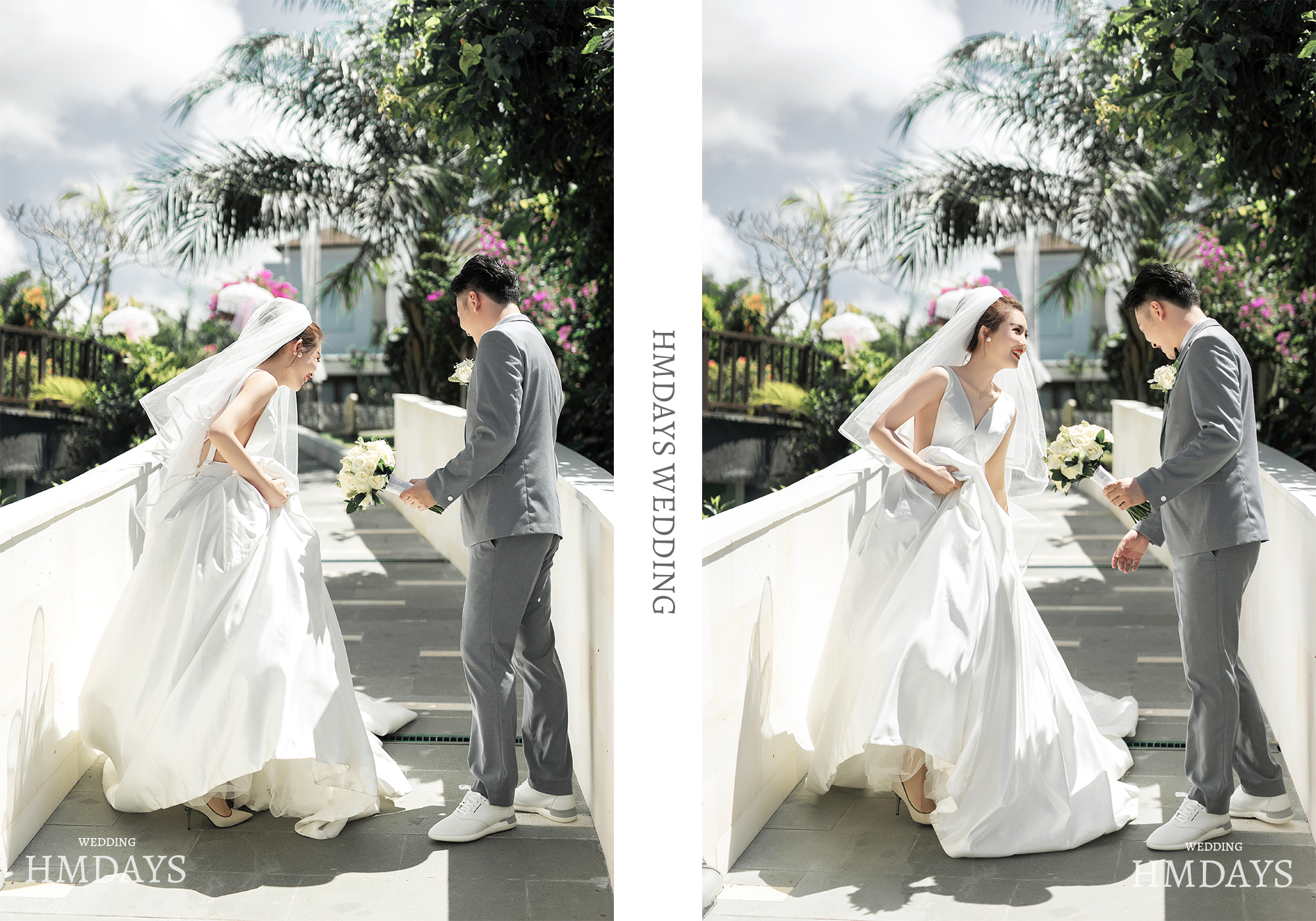 巴厘岛珍珠教堂婚礼|海外婚礼|海外婚纱摄影|照片