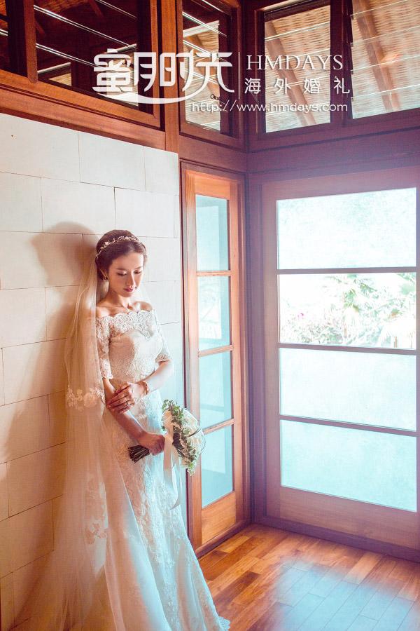 水之教堂婚礼+次日全天外景|水之教堂化妆间新娘特写拍摄|海外婚礼