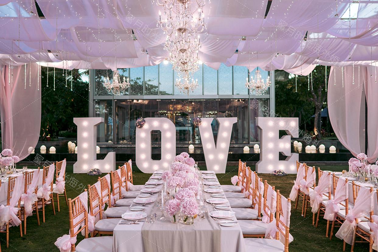 无限教堂婚礼+索菲特晚宴|海外婚礼|海外婚纱摄影|照片