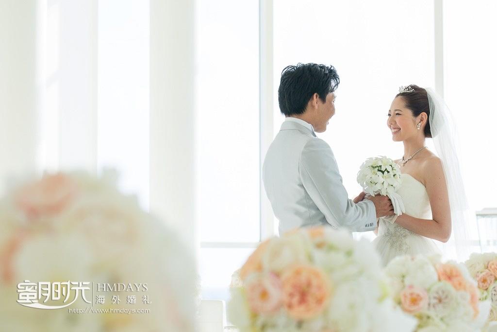 拉索尔Lazor冲绳教堂婚纱照||海外婚礼