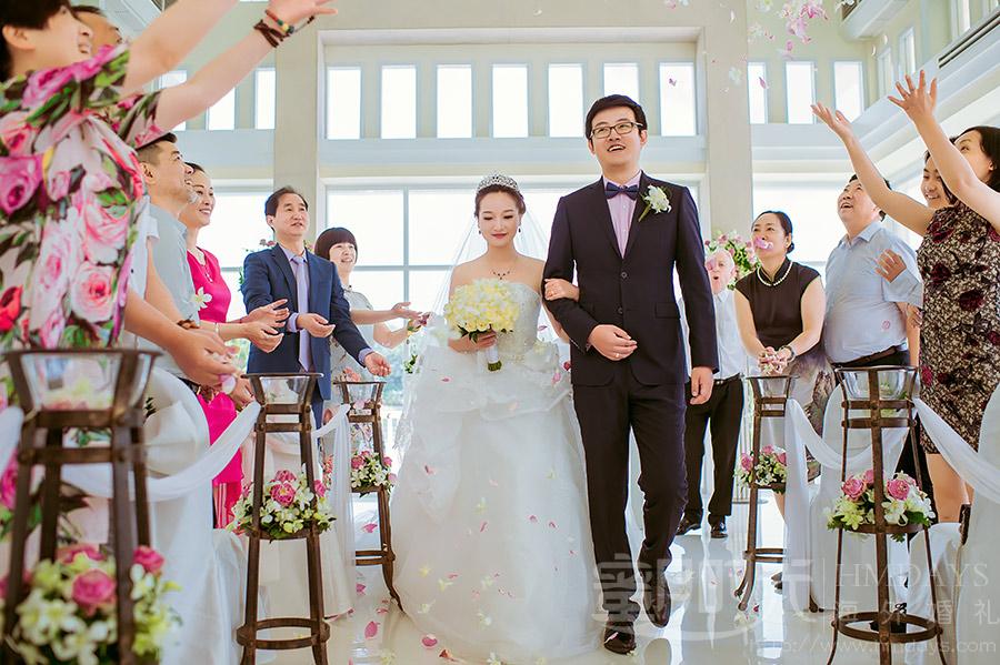 拉古娜教堂婚礼||海外婚礼