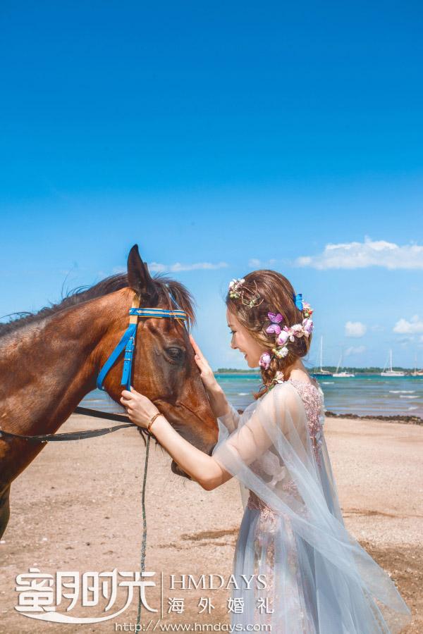 水之教堂婚礼+次日全天外景|巴厘岛沙滩婚纱照|海外婚礼