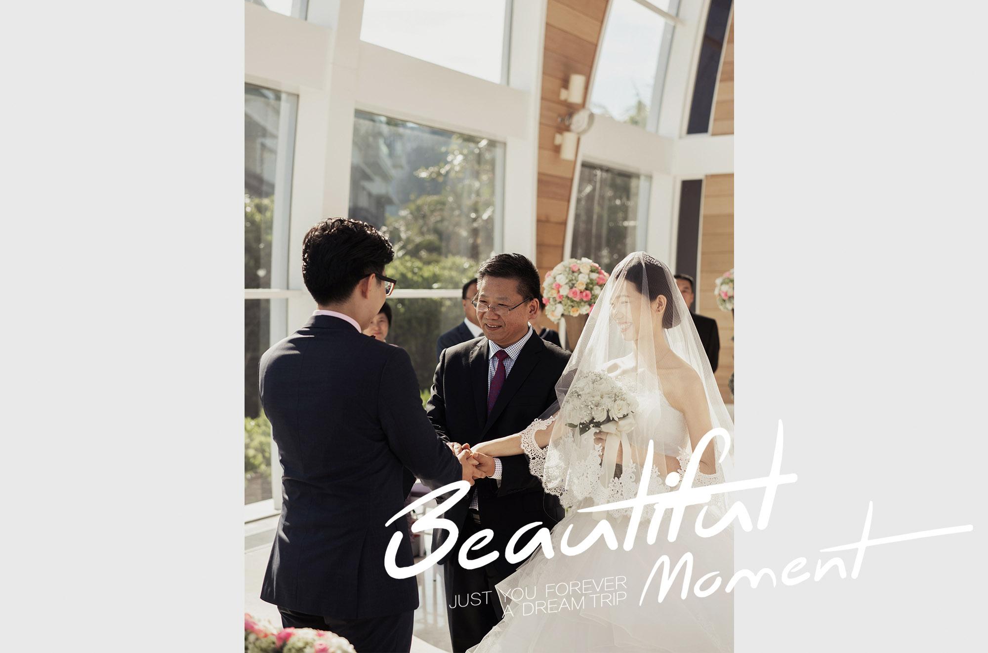 巴厘岛丽思卡尔顿教堂婚礼|海外婚礼|海外婚纱摄影|照片