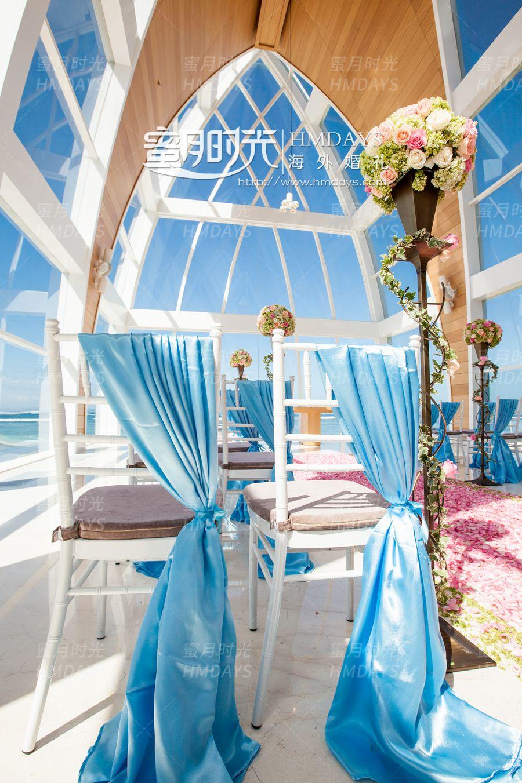 丽思卡尔顿教堂婚礼和晚宴 海外婚礼 海外婚纱摄影 照片