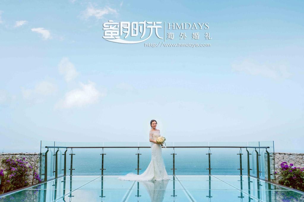 水之教堂婚礼+次日全天外景|新娘独立写真拍摄巴厘岛婚纱照|海外婚礼