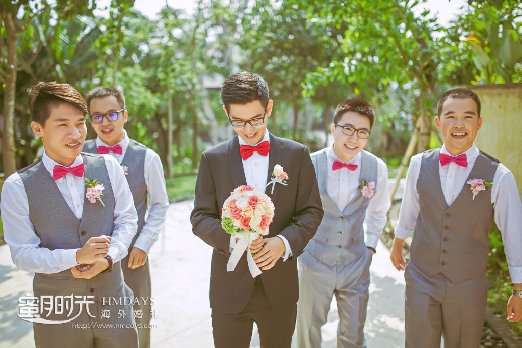 巴厘岛丽思卡尔顿教堂海外婚礼|马上要去见新娘了_心里又美又甜_怎么突然觉得有点害羞呢_-蜜月时光海外婚礼|海外婚礼