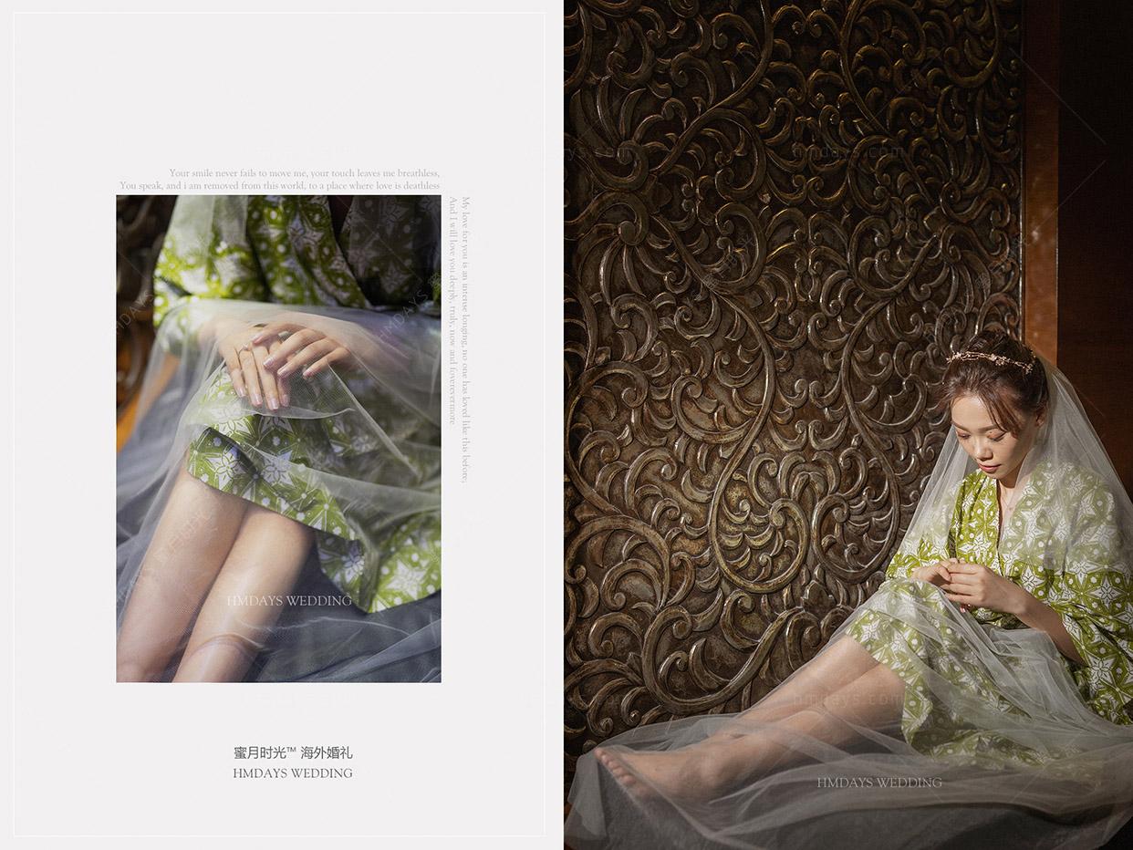 巴厘岛珍珠教堂婚礼 海外婚礼 海外婚纱摄影 照片
