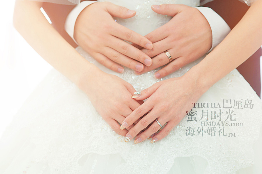 巴厘岛水之教堂婚礼+巴厘岛半日外景婚纱摄影|时尚海外婚礼,婚纱照|海外婚礼