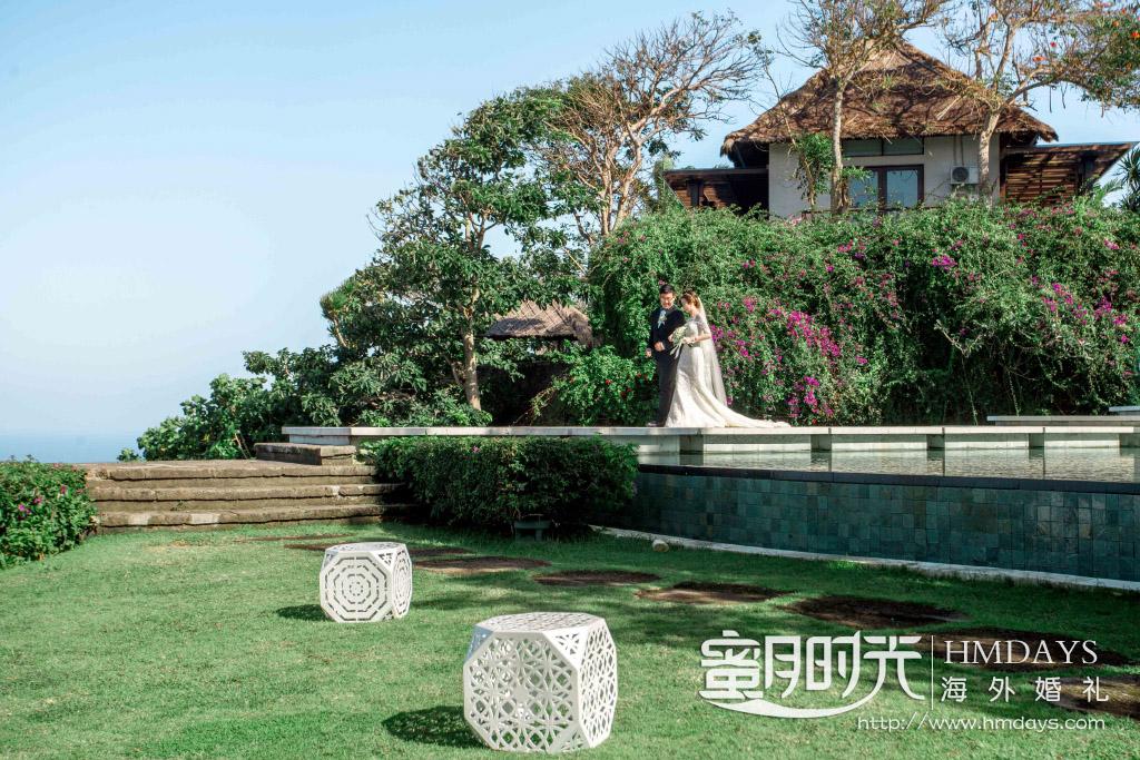 水之教堂婚礼+次日全天外景|水之教堂庭院取景环节|海外婚礼