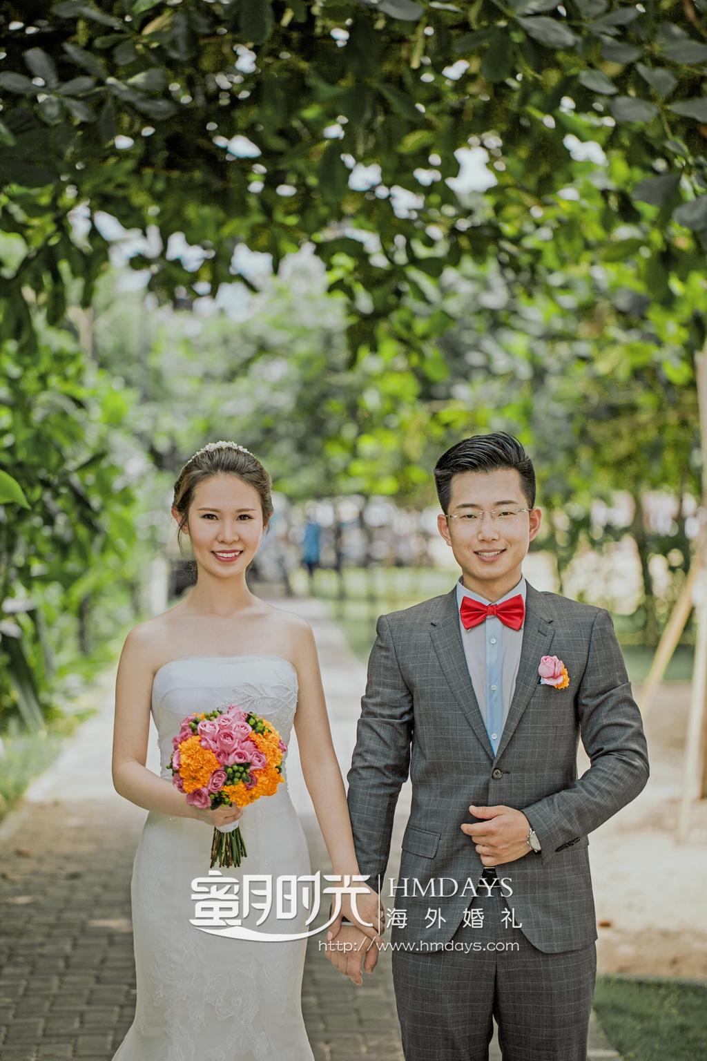 巴厘岛肉桂沙滩婚礼|海外婚礼|海外婚纱摄影|照片