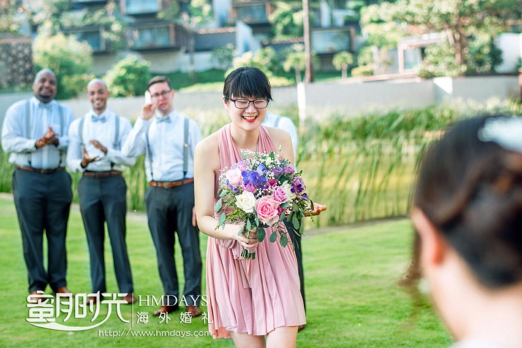 普吉岛纳卡海景草坪婚礼|下次就是你的婚礼哦|海外婚礼