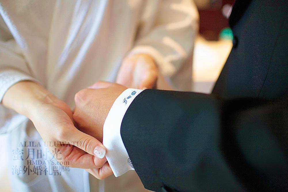 阿丽拉ALILA黄昏婚礼|阿丽拉婚礼前准备|海外婚礼