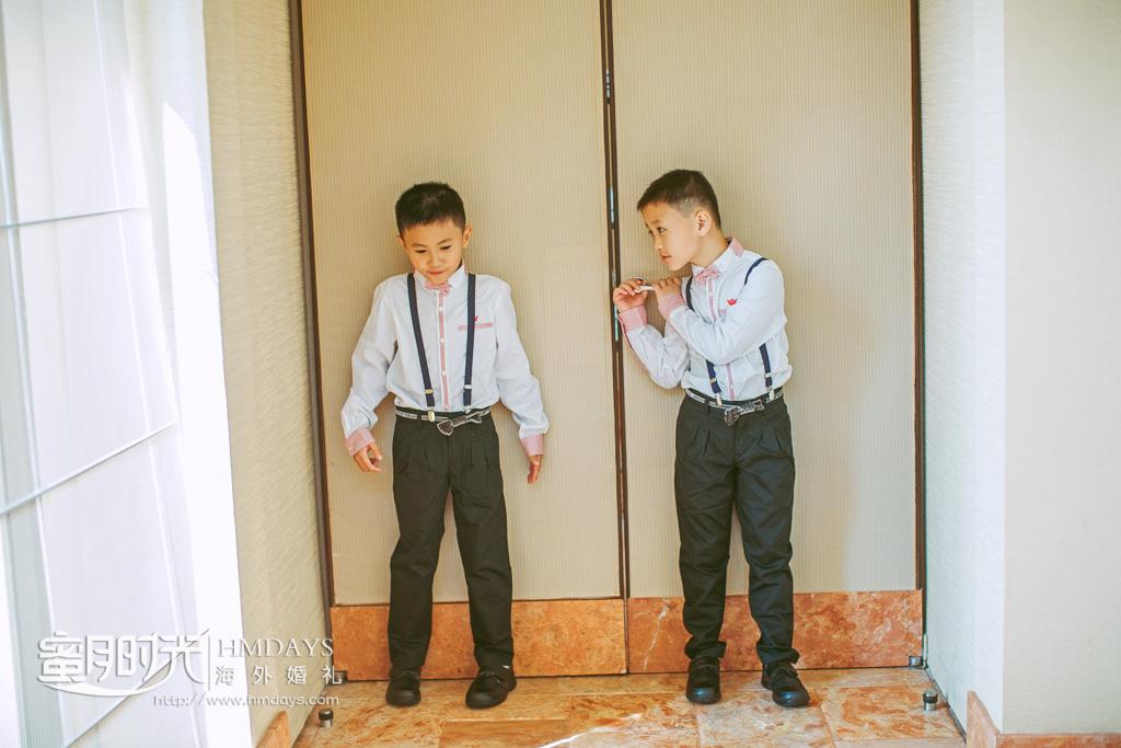 巴厘岛丽思卡尔顿教堂海外婚礼|Hey_boy_今天我们是小小花童_好好表现_-蜜月时光海外婚礼|海外婚礼