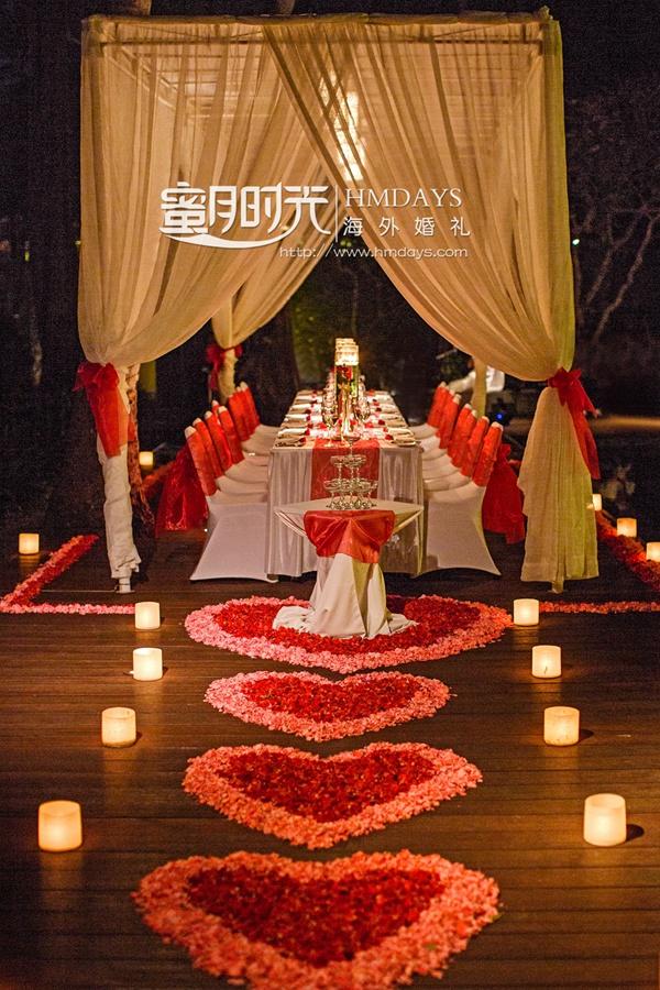 巴厘岛港丽无限教堂婚礼+肉桂晚宴|巴厘岛肉桂晚宴|海外婚礼