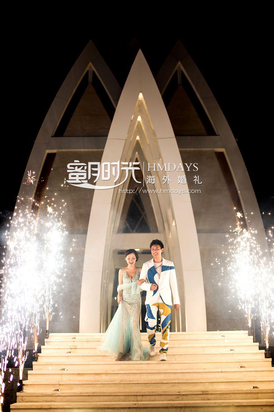 丽思卡尔顿教堂婚礼和晚宴 巴厘岛婚礼婚纱照_丽思卡尔顿教堂 海外婚礼