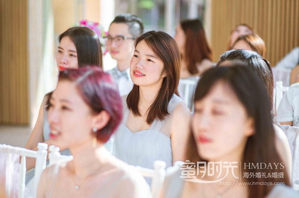 无限教堂婚礼+floating garden晚宴|亲友团|海外婚礼