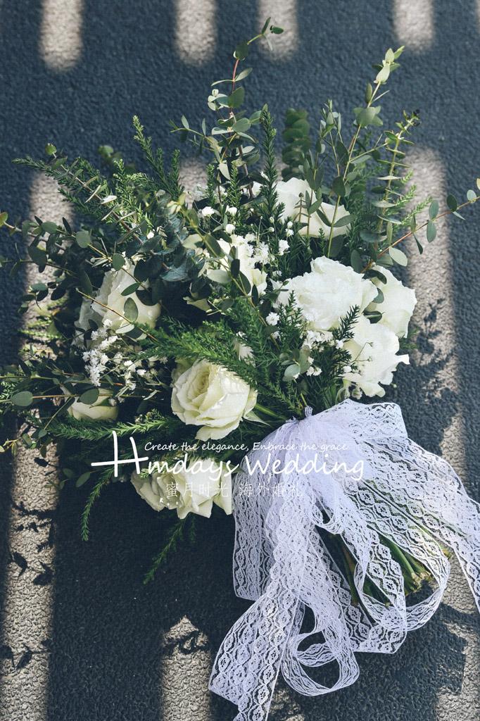 普吉岛卡马拉婚礼+定制布置+晚宴|普吉岛的花儿真真的适合做新娘手花|海外婚礼