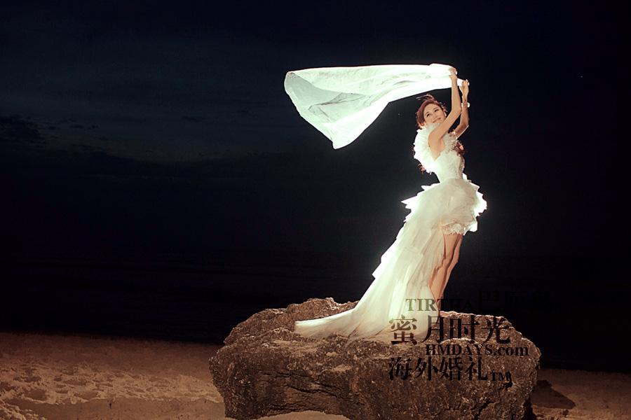 巴厘岛水之教堂婚礼+巴厘岛半日外景婚纱摄影|蜜月时光,海外婚纱摄影|海外婚礼