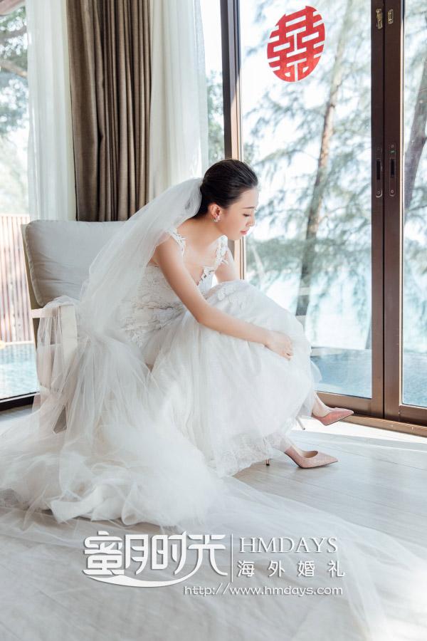 泰国普吉岛铂尔曼(pullman)婚礼婚纱照片||海外婚礼