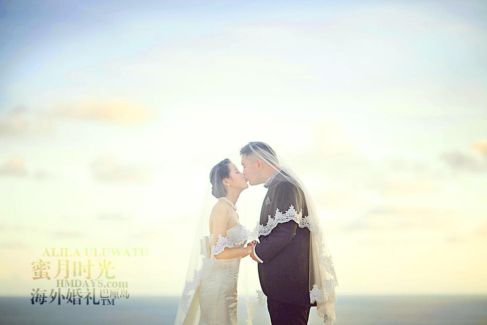 阿丽拉ALILA黄昏婚礼|阿丽拉鸟巢婚礼|海外婚礼