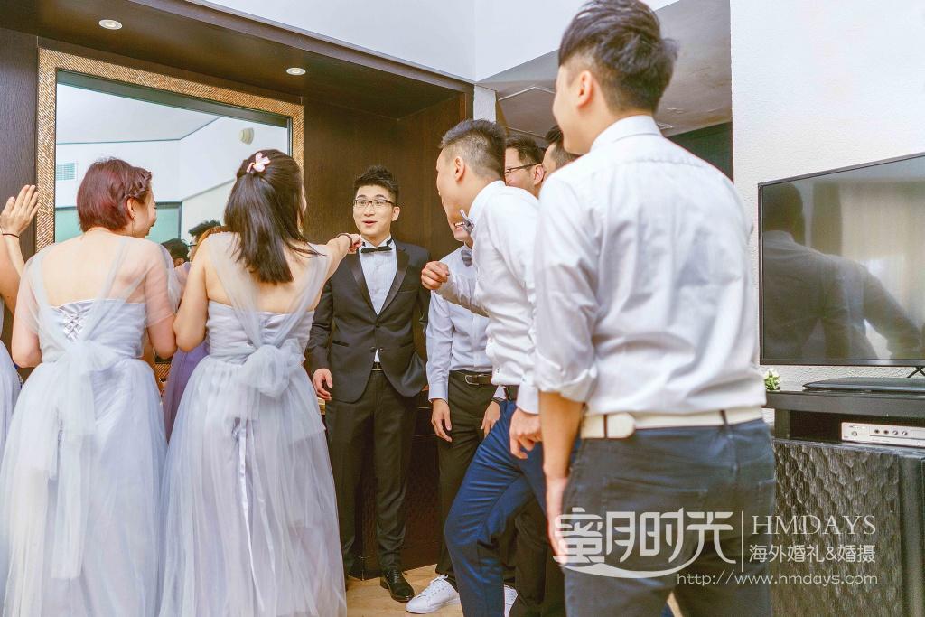 无限教堂婚礼+floating garden晚宴|海外婚礼抢亲|海外婚礼