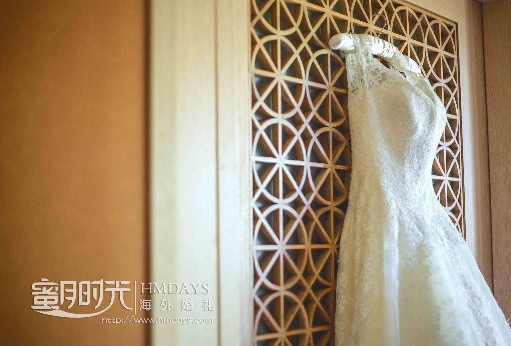 无限教堂婚礼+floating garden晚宴|婚纱|海外婚礼