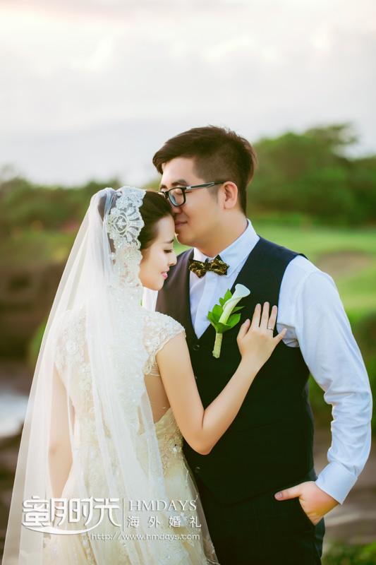海神庙海景婚礼(升级布置)|海外婚礼|海外婚纱摄影|照片