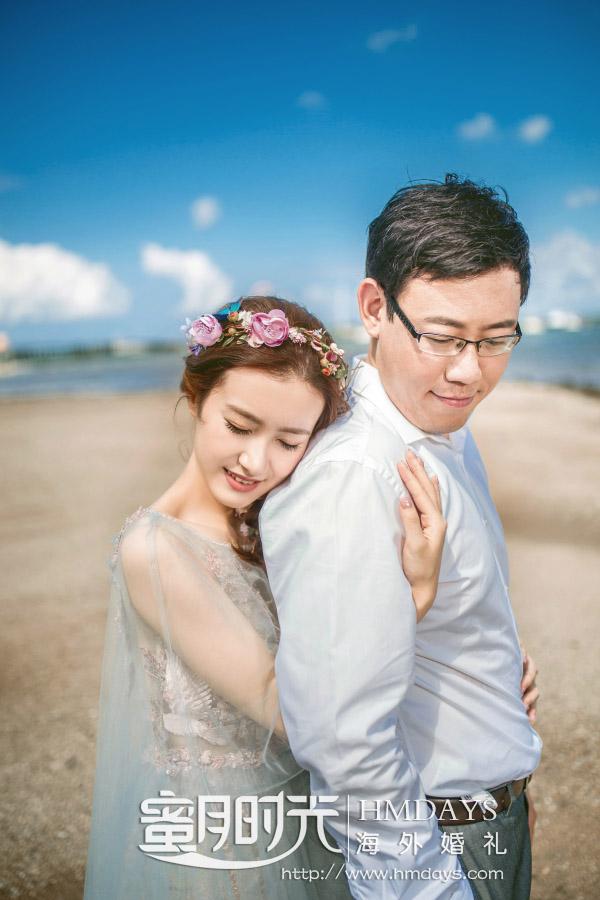 水之教堂婚礼+次日全天外景|巴厘岛外景婚纱照拍摄_沙滩拍摄|海外婚礼