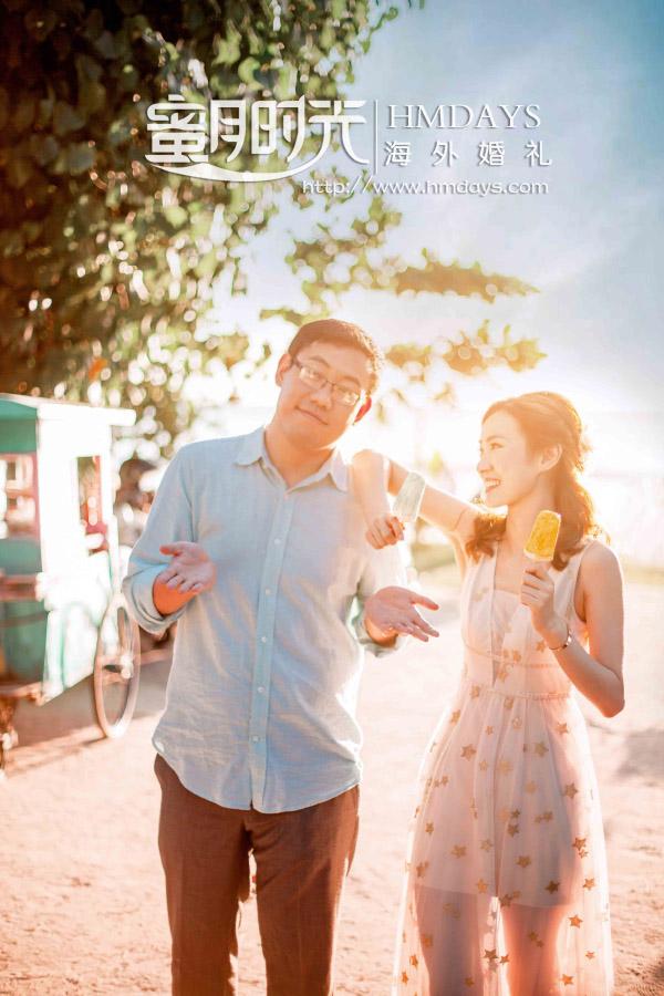 水之教堂婚礼+次日全天外景|巴厘岛外景街拍艺术取景写真|海外婚礼