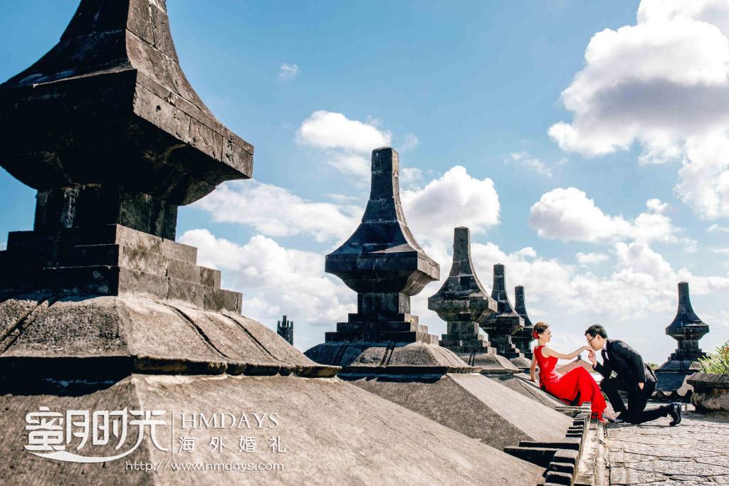 水之教堂婚礼+次日全天外景|巴厘岛雷诺宫殿外景点拍摄取景婚纱照|海外婚礼