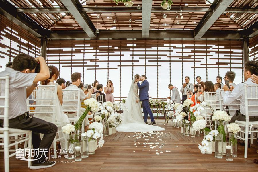 阿丽拉空中平台婚礼|海外婚礼|海外婚纱摄影|照片