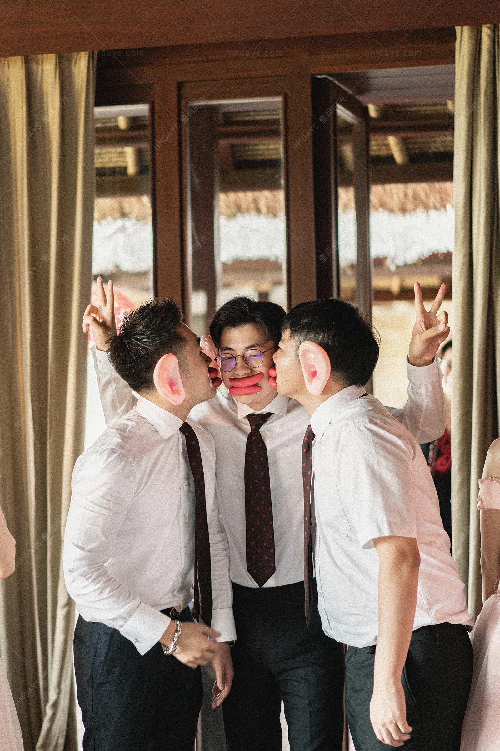 巴厘岛宝格丽水台婚礼|海外婚礼|海外婚纱摄影|照片