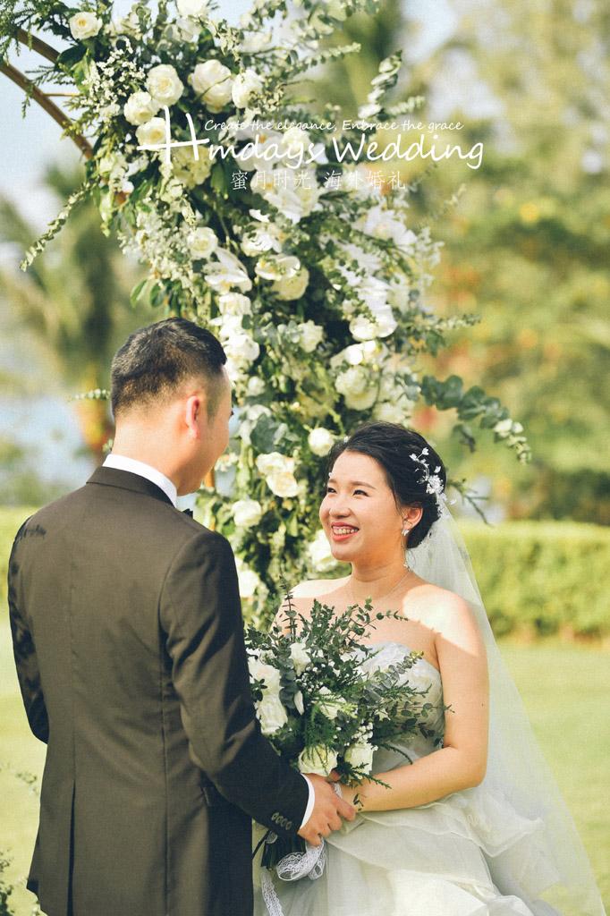 普吉岛卡马拉婚礼+定制布置+晚宴|谢谢您一路和我走来_给我鼓励|海外婚礼