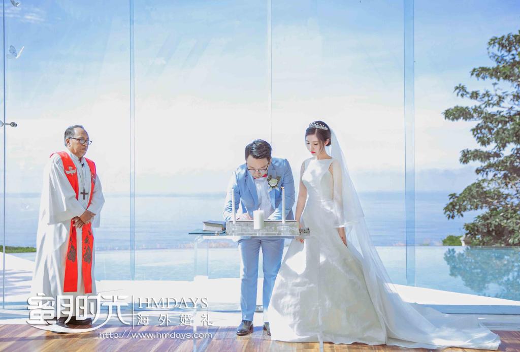水之教堂纯婚礼|海外婚礼|海外婚纱摄影|照片