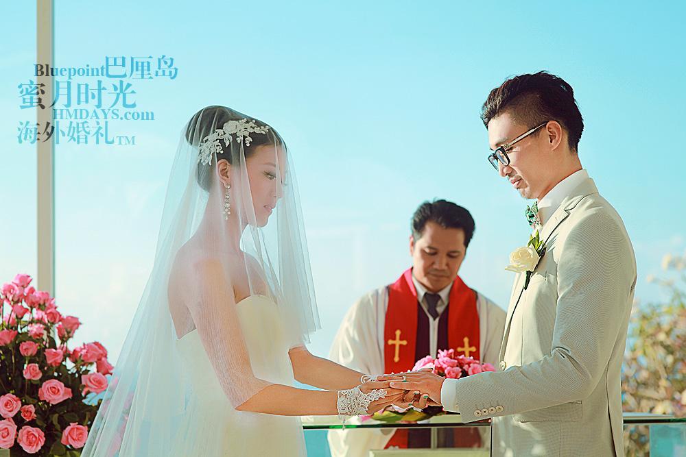 巴厘岛蓝点教堂婚礼--17:30档|海外婚礼,就在巴厘岛蓝点教堂,美,赞|海外婚礼