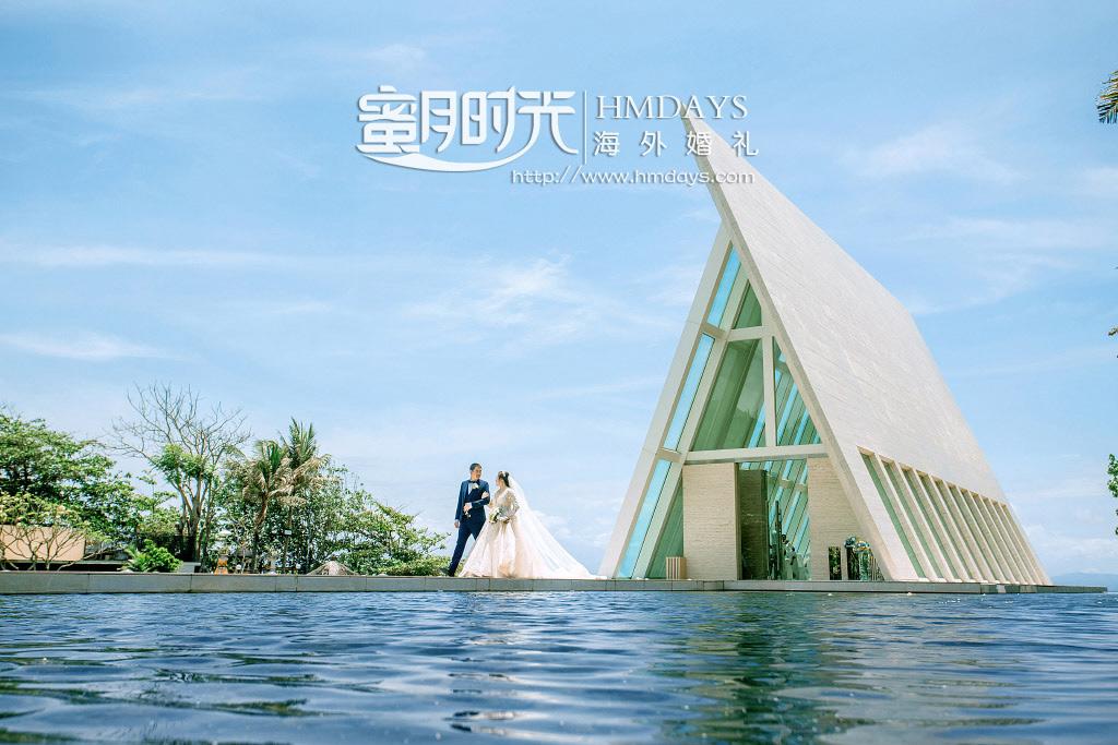 无限教堂婚礼+肉桂晚宴 海外婚礼 海外婚纱摄影 照片