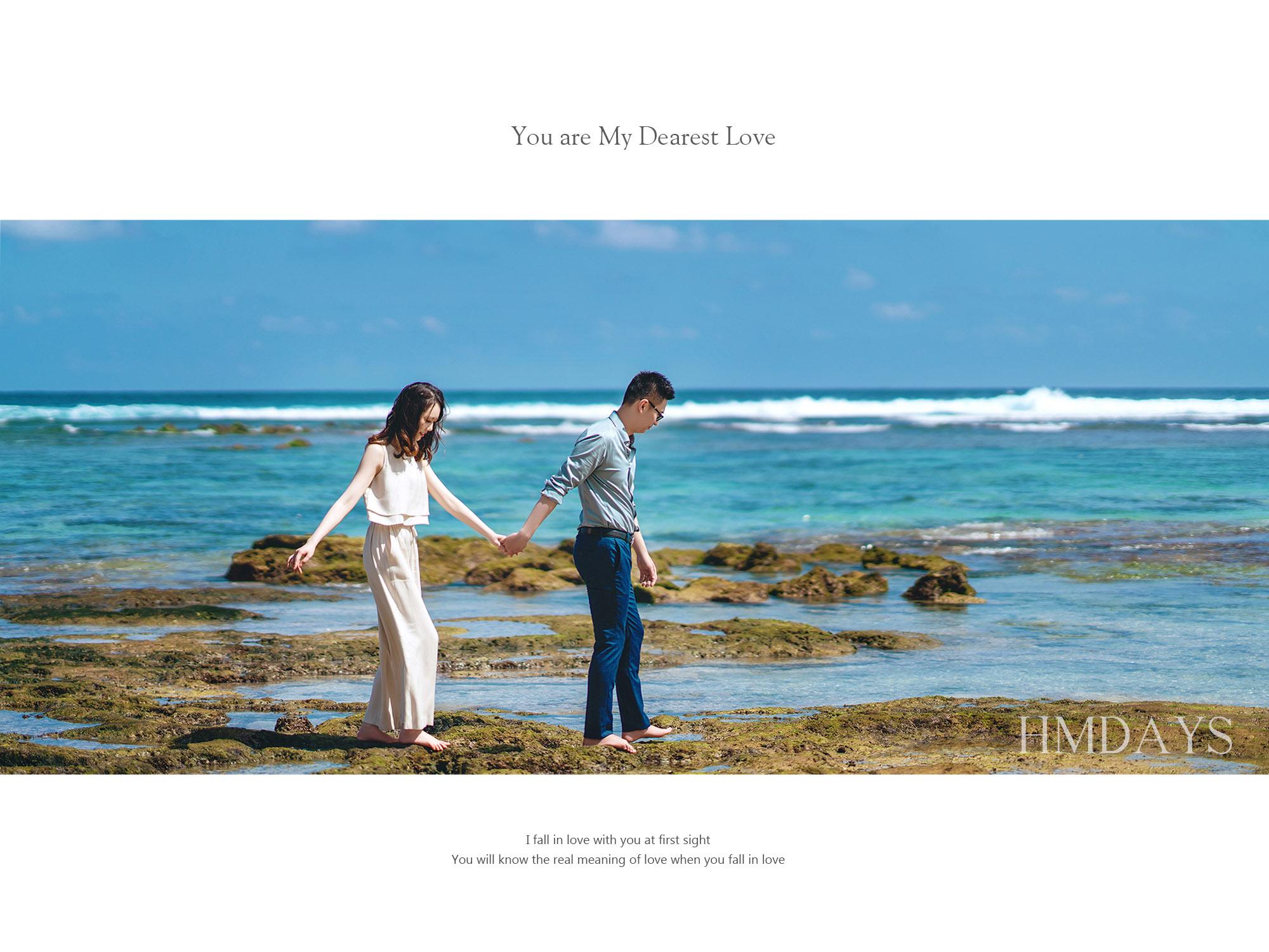 电影海报-岳先生和许女士的水之婚礼